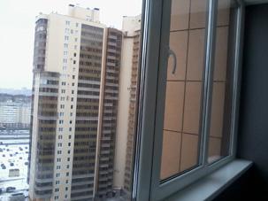 окно после мытья