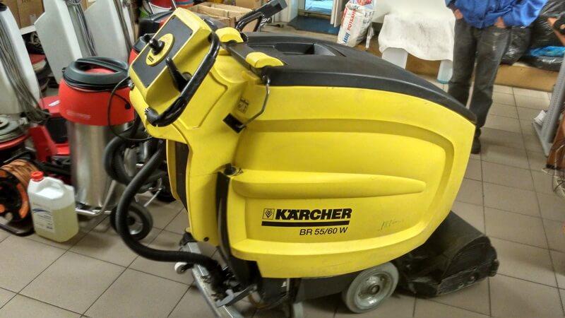 Продажа поломойной машины Karcher BR 55/60 W.